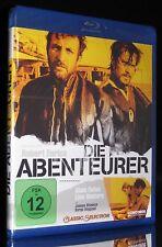 BLU-RAY DIE ABENTEURER - ALAIN DELON + LINO VENTURA - ABENTEUERFILM FRANKREICH *