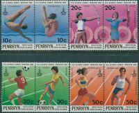 Cook Islands Penrhyn 1980 SG152-159 Olympics set MNH