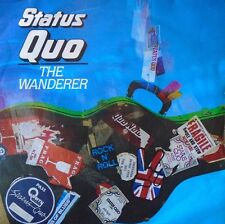 """STATUS QUO - The Wanderer ~ 7"""" Single PS"""