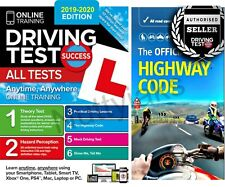 2020  Driving Theory Test & Hazard test Online Training Digital Code. / D