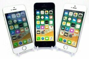 Apple iPhone 5S Unlocked 16GB 32GB A1533 Space Gray Silver 4G iOS LTE Smartphone