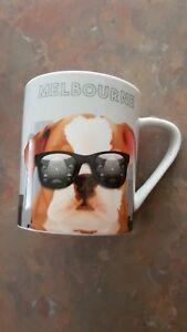 English Bulldog Design Coffee Mug Melbourne - Chris Vine - BNWBOX - MUST L@@K!