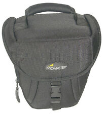 Promaster Digital Elite Digital Elite Holster Bag - BLACK for DSLR Camera #8766