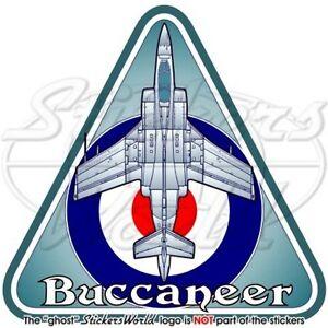 Blackburn BUCCANEER RAF Hawker Siddeley, British Royal AirForce Sticker, Decal