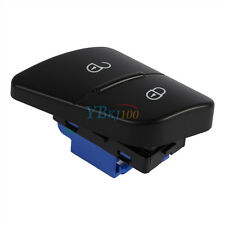 LH Driver Side Car Truck Door Lock Switch Central Button For VW Passat B6 3C GLF