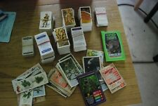 More details for selection of cigarette , tea and trade cards