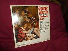 George Martin Instrumentally Salutes The Beatle Girl HI Fi UAL 3539 VINYL LP