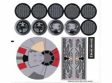 STICKERS Lego Star Wars 4504 Millennium Falcon Sticker Only NEW Original/Genuine