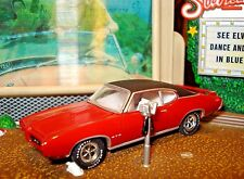 1969 69 PONTIAC GTO LIMITED EDITION 1/64 M2 1960'S MUSCLE