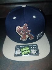 new product 07731 d3a7f Pittsburg Panthers PITT Star Wars Chewbacca NCAA Snapback Top Of The World  New