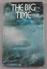 THE BIG TIME FRITZ LEIBER 1976 BRITISH 1ST ED DJ HUGO AWARD WINNER SIGNED