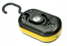 160 Lumen 3W COB w/ 3 LED Work Light + 2 Stage Switch Magnetic Battery Powered