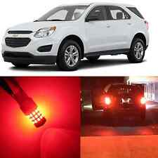 Alla Lighting Brake Signal Light T25 Red LED Bulb for 95~14 Chevy Suburban Tahoe