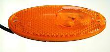 HELLA LED Orange Seitliche Begrenzungsleuchte 12 Volt Wohnmobil lastwagen licht