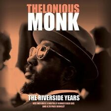 Thelonious Monk - Riverside Years [New CD] Boxed Set
