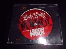BUSTA RHYMES Feat. LINKIN PARK We Made It Rap/Hip Hop Maxi CD 4 Tracks RAR+TOP!!