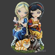 Alice & Snow White Ltd Edition Strangeling Figurine Jasmine Becket-Griffith 15cm