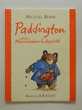 Paddington und das Marmeladen Labyrinth Michael Bond Alley