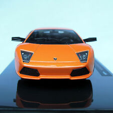 Lamborghini Murcielago lp640 Orange Metallic Hot Wheels Elite 1:43 neuf dans sa boîte