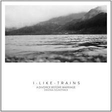 I LIKE TRAINS - A DIVORCE BEFORE MARRIAGE (ORIGINAL   CD NEU