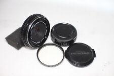 SMC PENTAX-M 40mm F/2.8 MF Lens Pancake Made In Japan