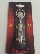 Ferrari 156F1 SCHLÜSSELANHÄNGER Neu OVP Shell V-Power