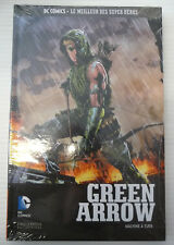 green arrow machine a tuer  eaglemoss dc comics le meilleur des super heros