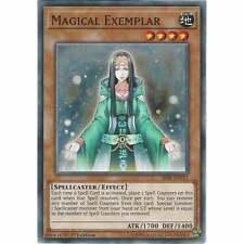 Magical Exemplar SR08-EN011 - Common Card 1st Ed - Yu-Gi-Oh! TCG Effect Monster