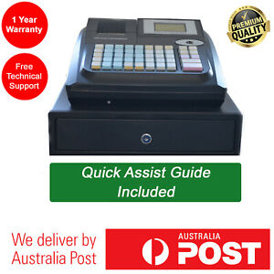 Electronic Cash Register POS Drawer Point Of Sale Durable Money Retail Till Coin