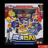 Hello Carbot LUCKY PUNCH Luckypunch SUV Car Integration Transformer Robot Toy