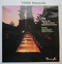 SDD 446 - FALLA - Nights In The Gardens Of Spain / Harpsicord Co - Ex  LP Record