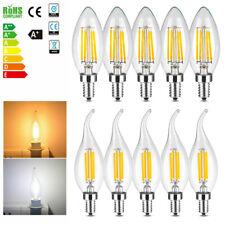 E14 LED Filament 2W - 4W Leuchtmittel Vintage Kerze Glühbirne Kolben Retro