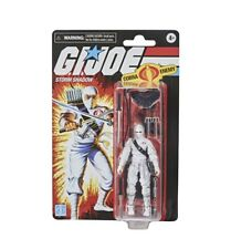 "⭐️PRE-ORDER⭐️G.I. Joe Retro Collection Storm Shadow Toy 3.75"" Collectable Figure"