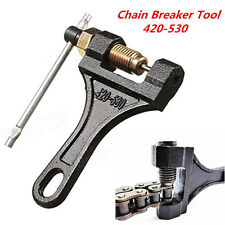 Motorcycle ATV Roller Chain Splitter Cutter Breaker Tool 420 428 520 525 528 530