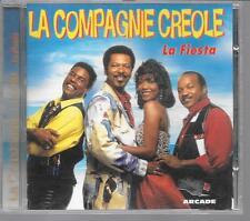 CD ALBUM 14 TITRES--LA COMPAGNIE CREOLE--LA FIESTA--1995