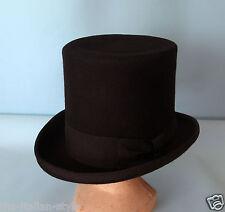 Cappelli da uomo Cilindro nero in feltro  f77abaa7fa43