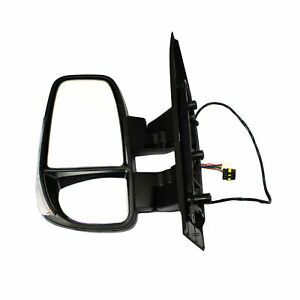 Electric Wing Mirror Unit (Short Arm) Complete Mirror Unit For IVECO Daily FITS