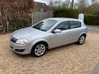 2007 Vauxhall Astra 1.6i 16v Design 5dr Hatchback Petrol