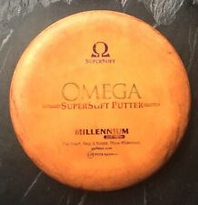 Millennium OMEGA SUPERSOFT PUTTER 164.5g OLD