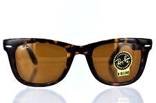 Ray Ban Sunglasses RB4105 710 50-22 Tortoise Wayfarer Folding Classic