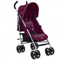 NEW Joie Nitro Pushchair Stroller Lightweight Buggy - Pink