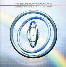 Accelerated Evolution 5052205024126 by Devin Townsend CD