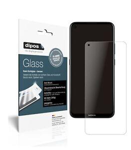 2x Nokia 5.4 Screen Protector matte Flexible Glass 9H dipos