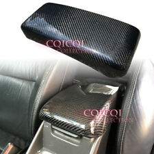 Carbon Fiber Honda 2012-2015 Civic armrest cover center console lid cover ◎