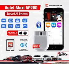 Autel AP200 OBD2 Auto Diagnostic Scanner Tool TPMS ABS IMMO SRS PK MaxiCOM MK808