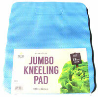 BLUE WIDE JUMBO GARDEN KNEELING KNEELER PAD CUSHION KNEE SUPPORT BOARD - NEW