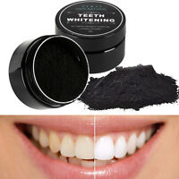 Hot Teeth Whitening Powder Bamboo Activated Organic Charcoal Natural Teeth Tooth
