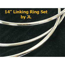 "14"" Linking Ring Set (locking) - Trick"