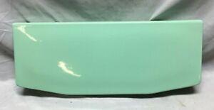 Vintage Mid Century Jadeite Green Porcelain Toilet Tank Lid Old 312-19C
