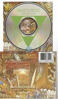 IRON MAIDEN somewhere in time CD ALBUM italy 0777 746341 2 0